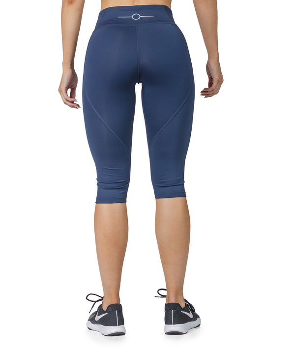 Women's Fortius Active Capri - Navy