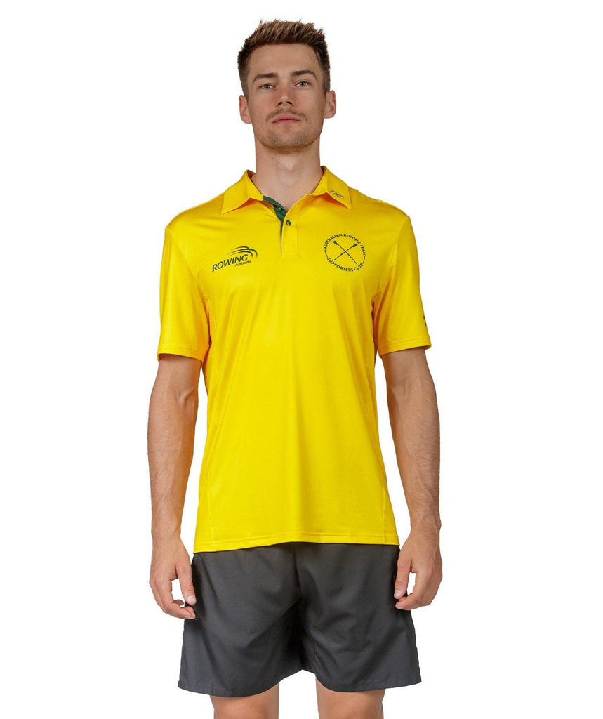Rowing Australia Men's Supporter Polo