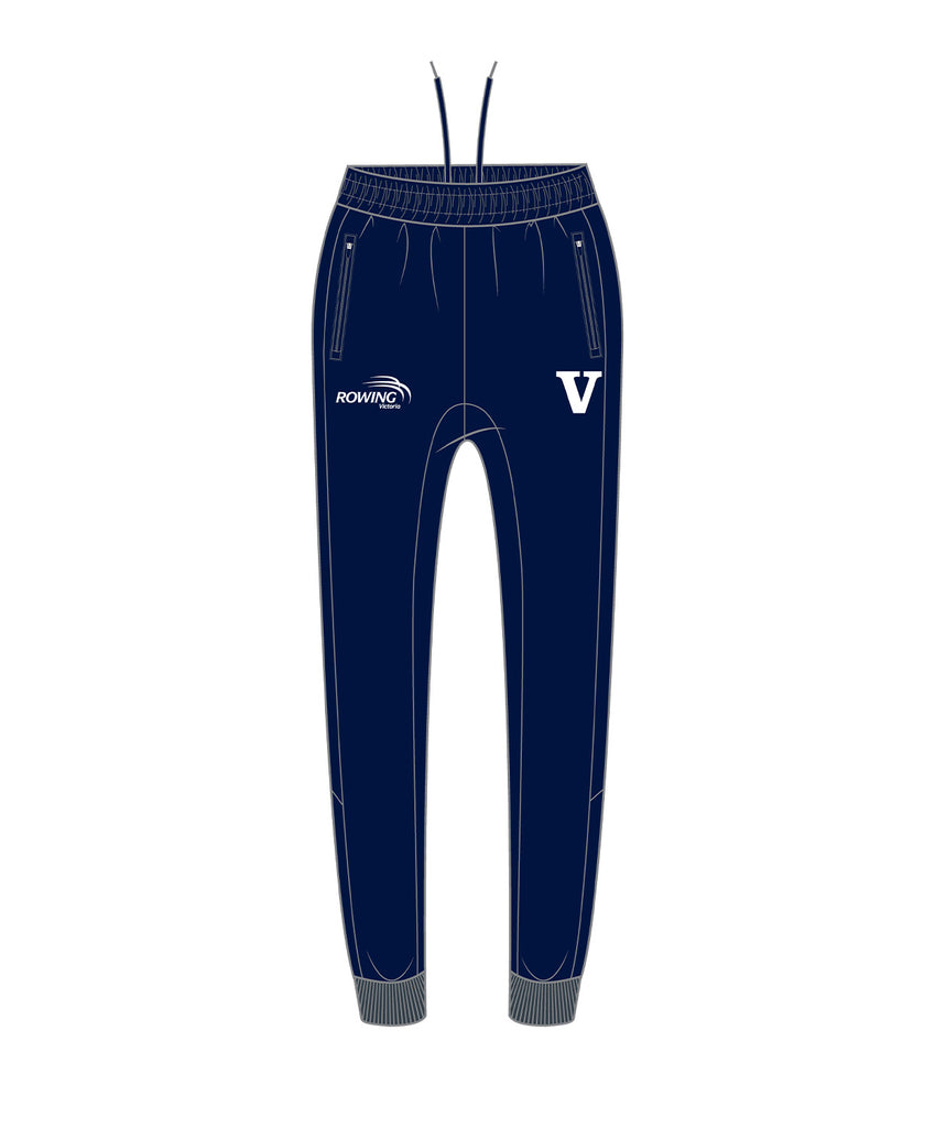 Women's Rowing Victoria Trackpant - Navy