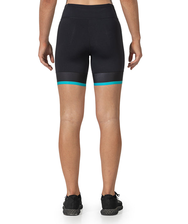 Women's Motion 2.0 Short - Black/Capri