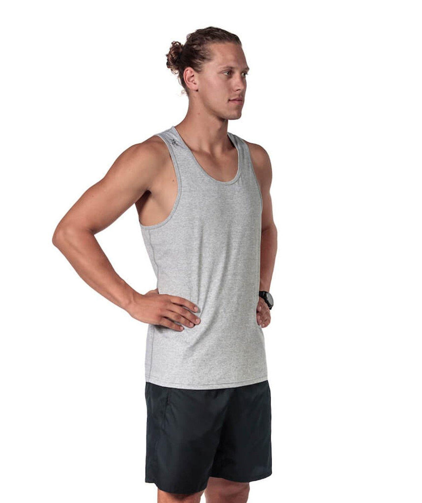 Men's Fortius Training Tank - Grey