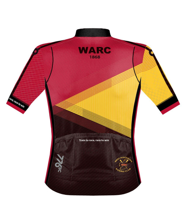Men's WARC Cycle Jersey - 776BC  - Club Shop, WARC