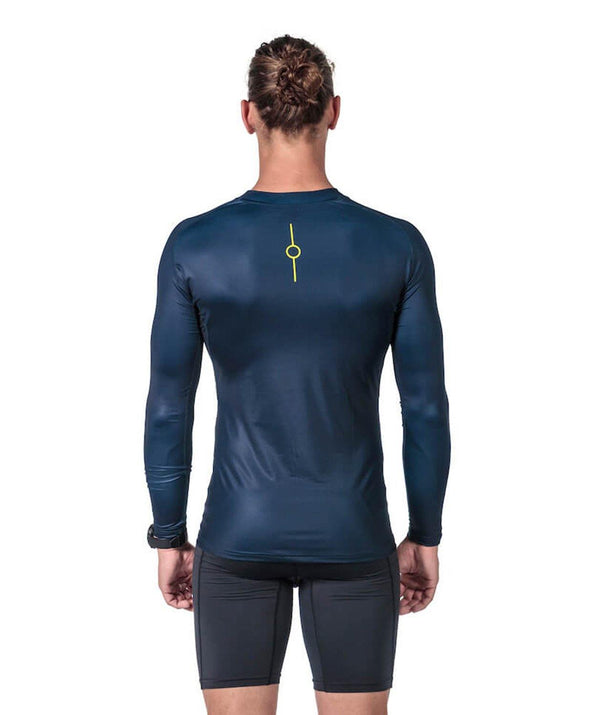 Men's Fortius LS Base Layer - Navy