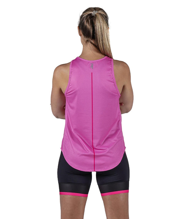 Women's Training Tank - Pastel Pink