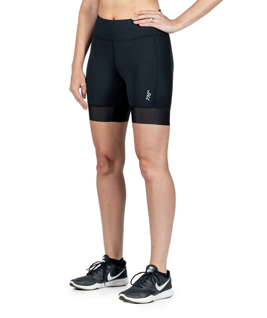 Women's Motion 2.0 Short - Black/Black
