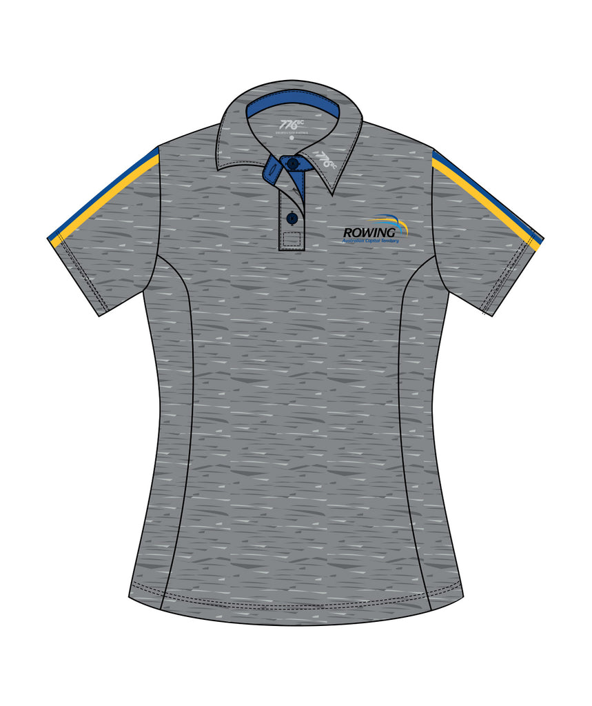 Women's Rowing ACT SS Polo