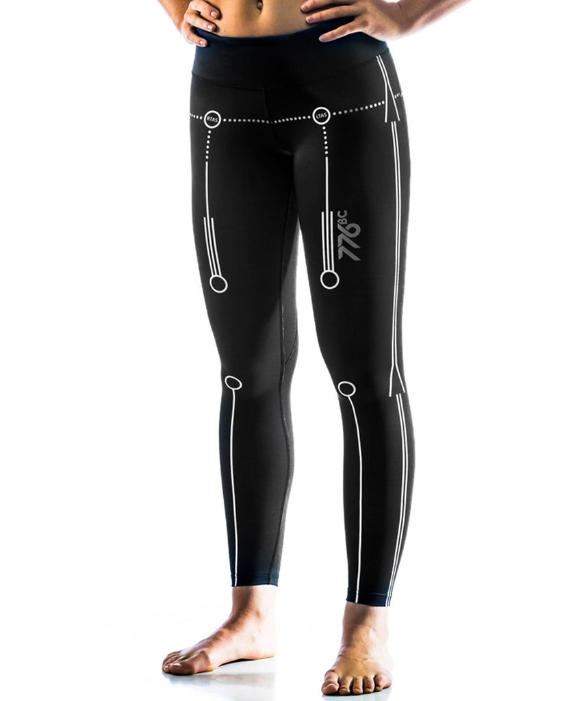 Women's K Series Tights 1.0 - Black