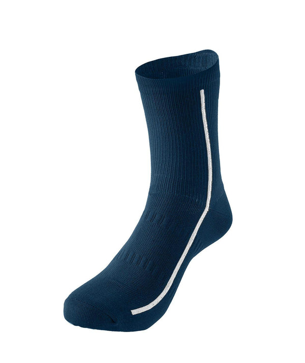 Motion Performance Socks - Navy/White - 776BC
