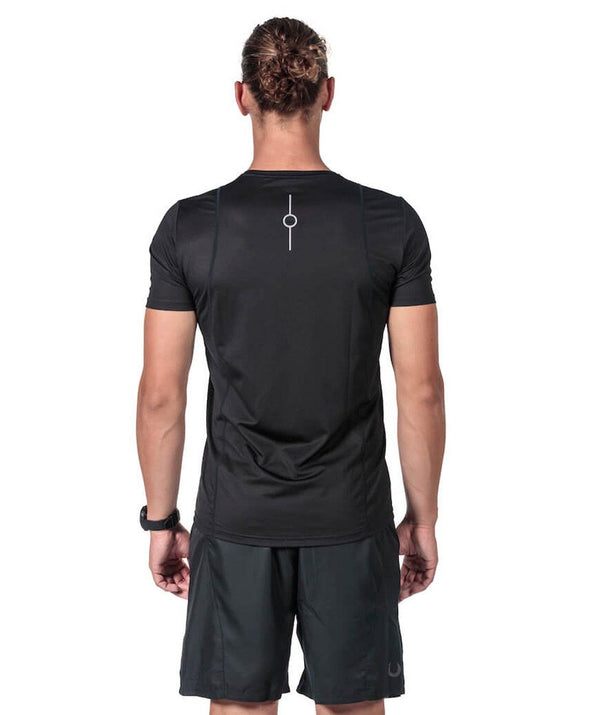 Men's Fortius Performance T-Shirt - Black