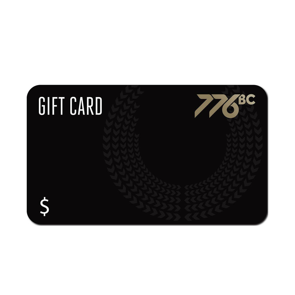 776BC Gift Voucher - 776BC  - Gift Card, RETAIL
