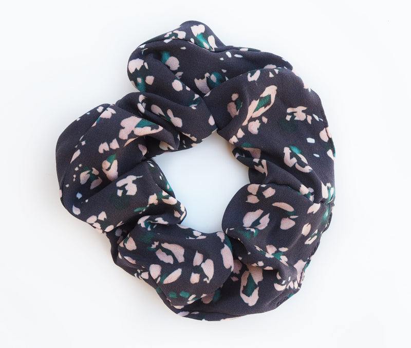 scrunchie floral - myz the label