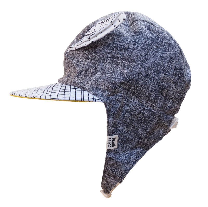 maxie - melange kids hat
