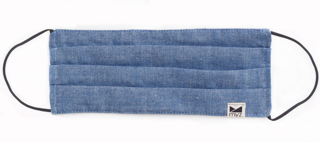 chambray blue - LOW IN STOCK - myz the label