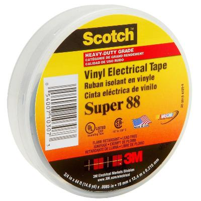 3M Birtan Elektrik Scotch Super 88 Elektrik Bantı