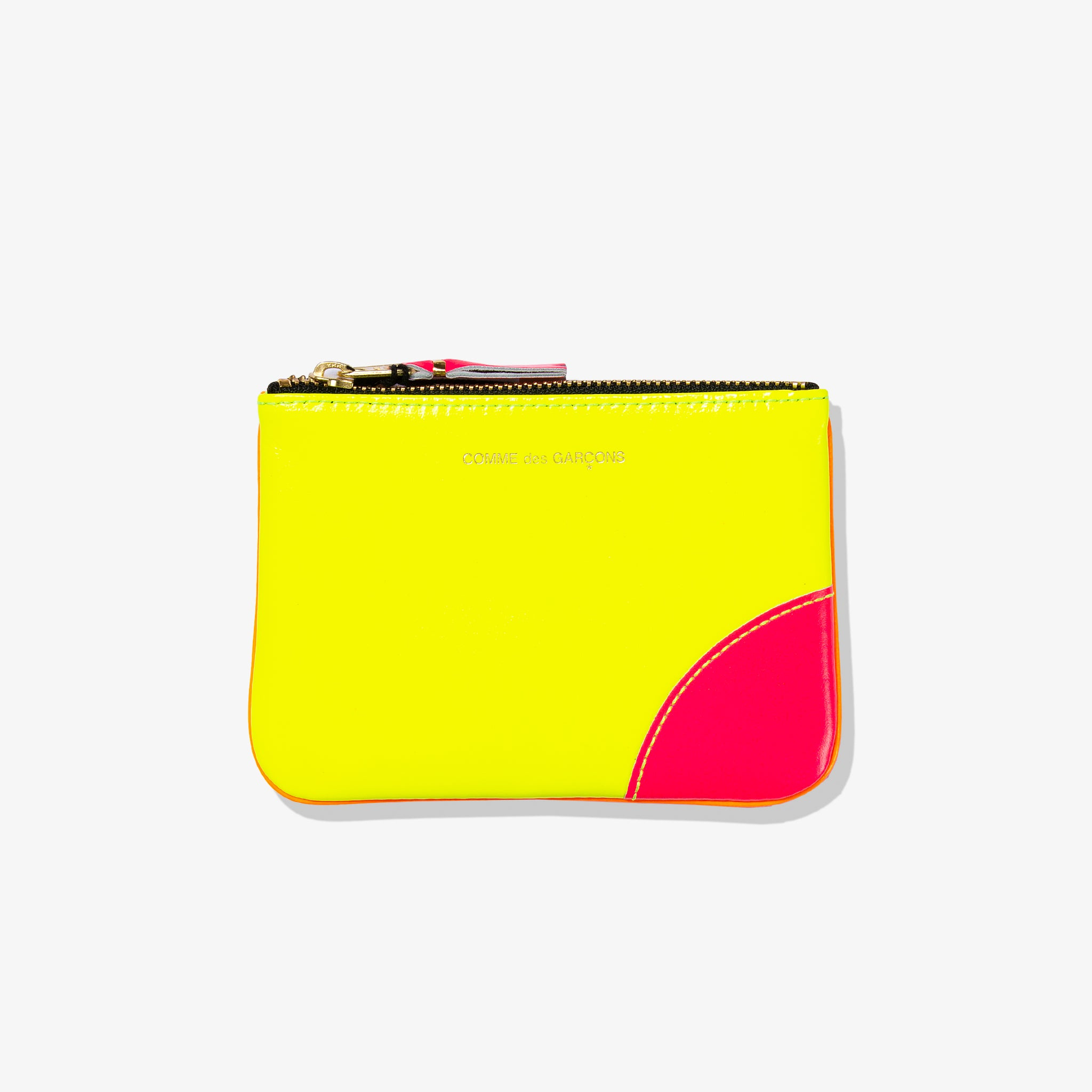 SUPER FLUO POUCH (YELLOW ORANGE)