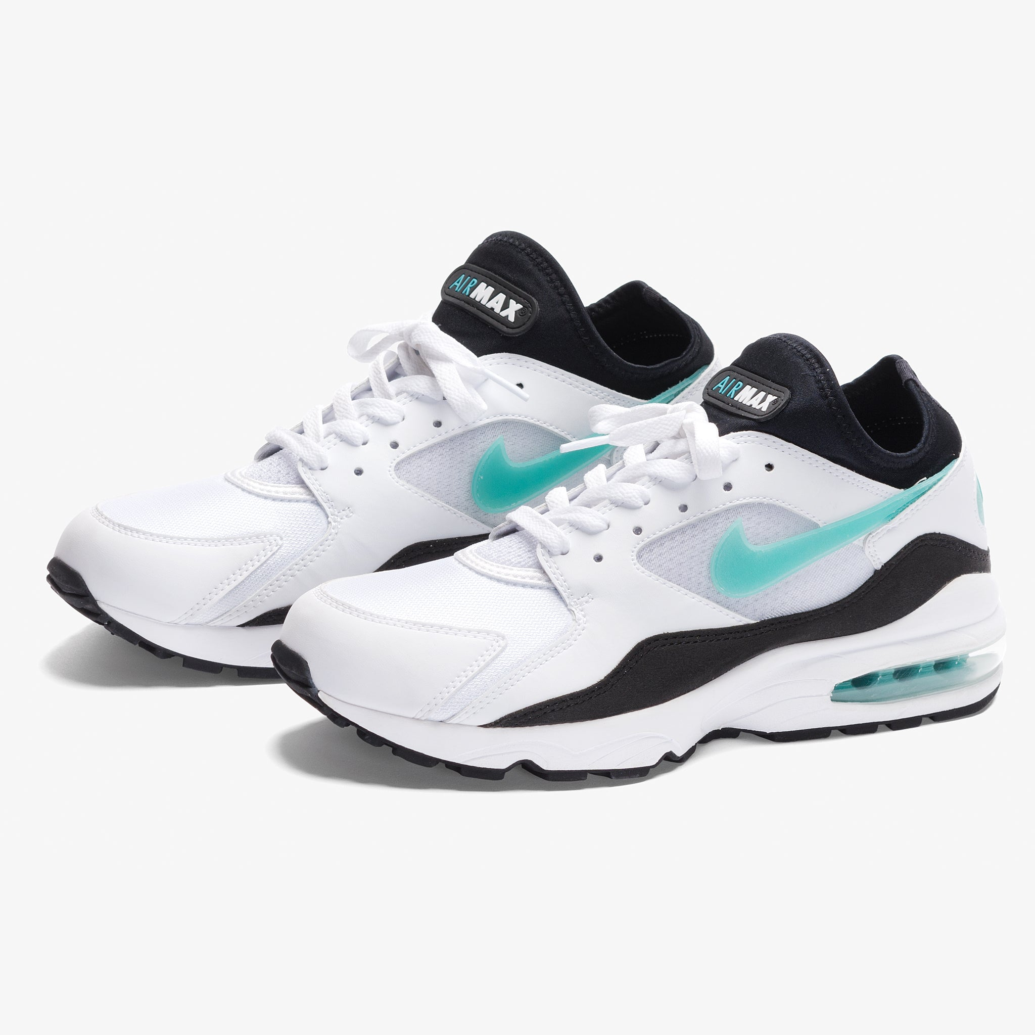 Women s Air Max 93 (Aquamarine) – Bows and Arrows 0c632589f2