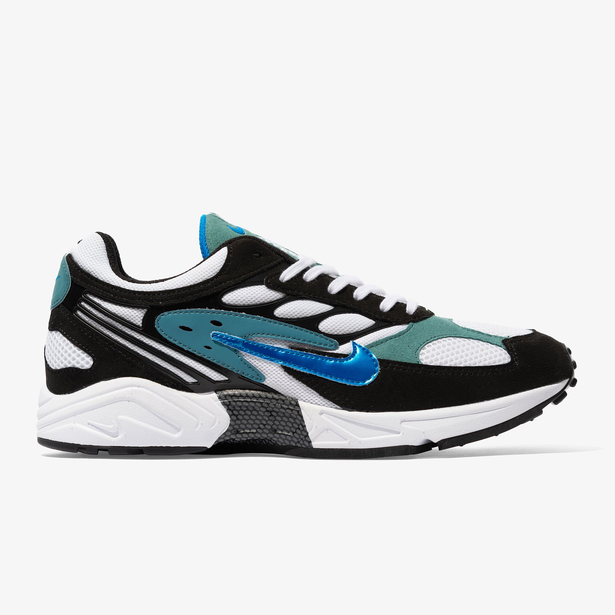 Ghost Racer (Black/Teal)