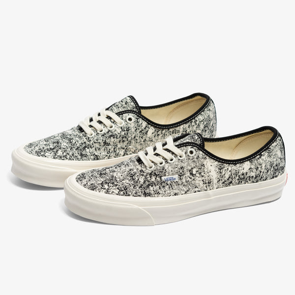 AUTHENTIC VLT LX (ACID WASH BLACK)