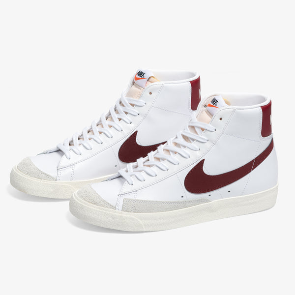Blazer Mid '77 VNTG (White/Red)
