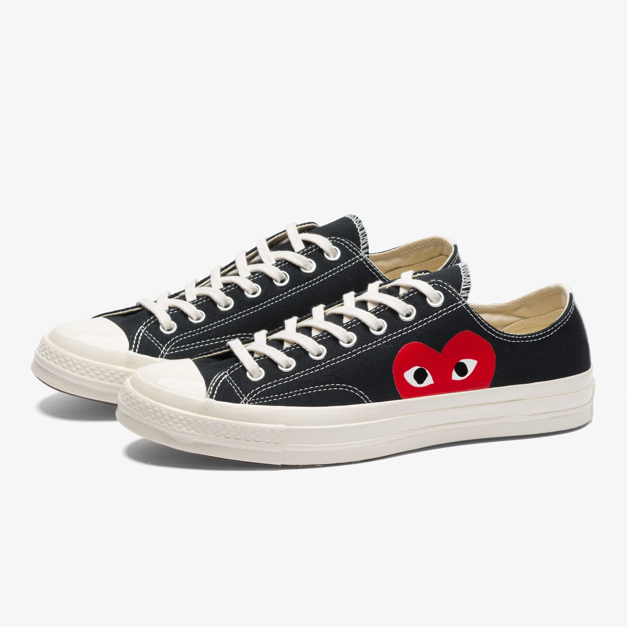 CDG PLAY CT 70 Ox (Black/White)