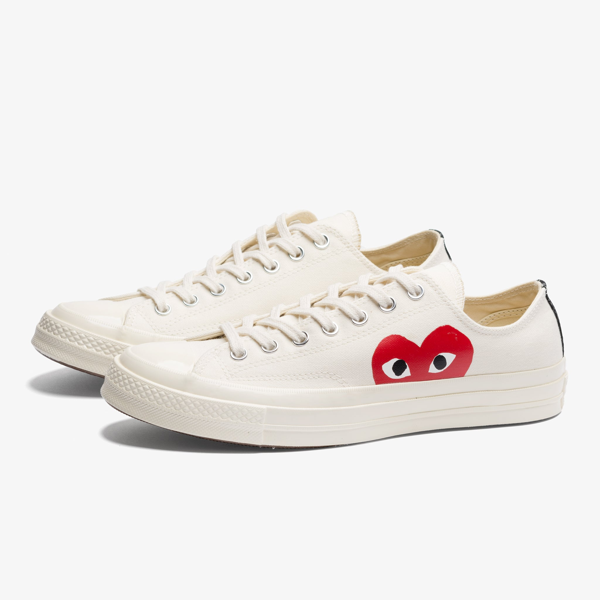 CDG PLAY CT 70 OX (Milk/White)