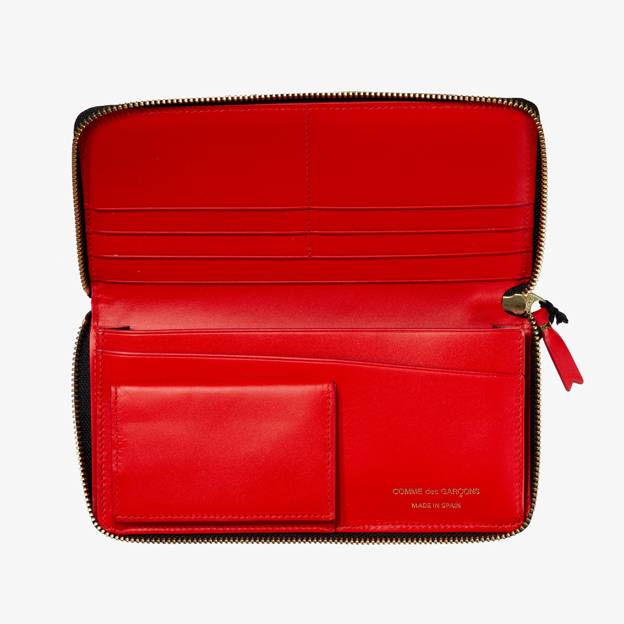 HUGE LOGO WALLET (RED)