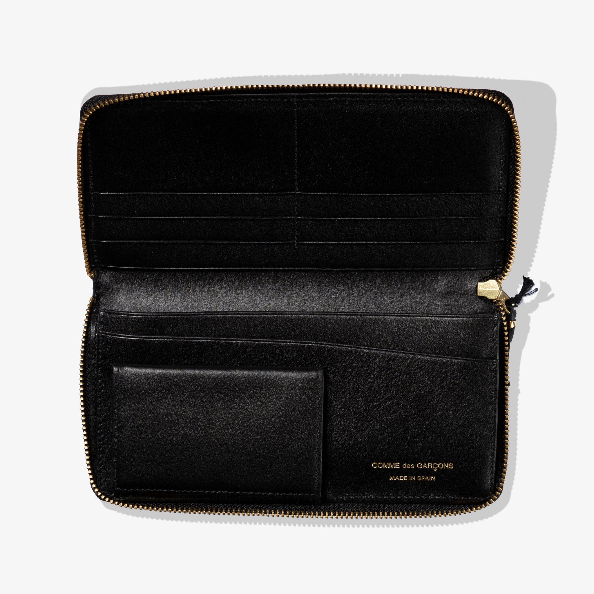 HUGE LOGO WALLET (BLACK)