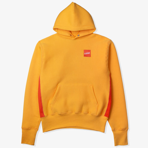 Signature Snap Hoodie (Golden Yellow)