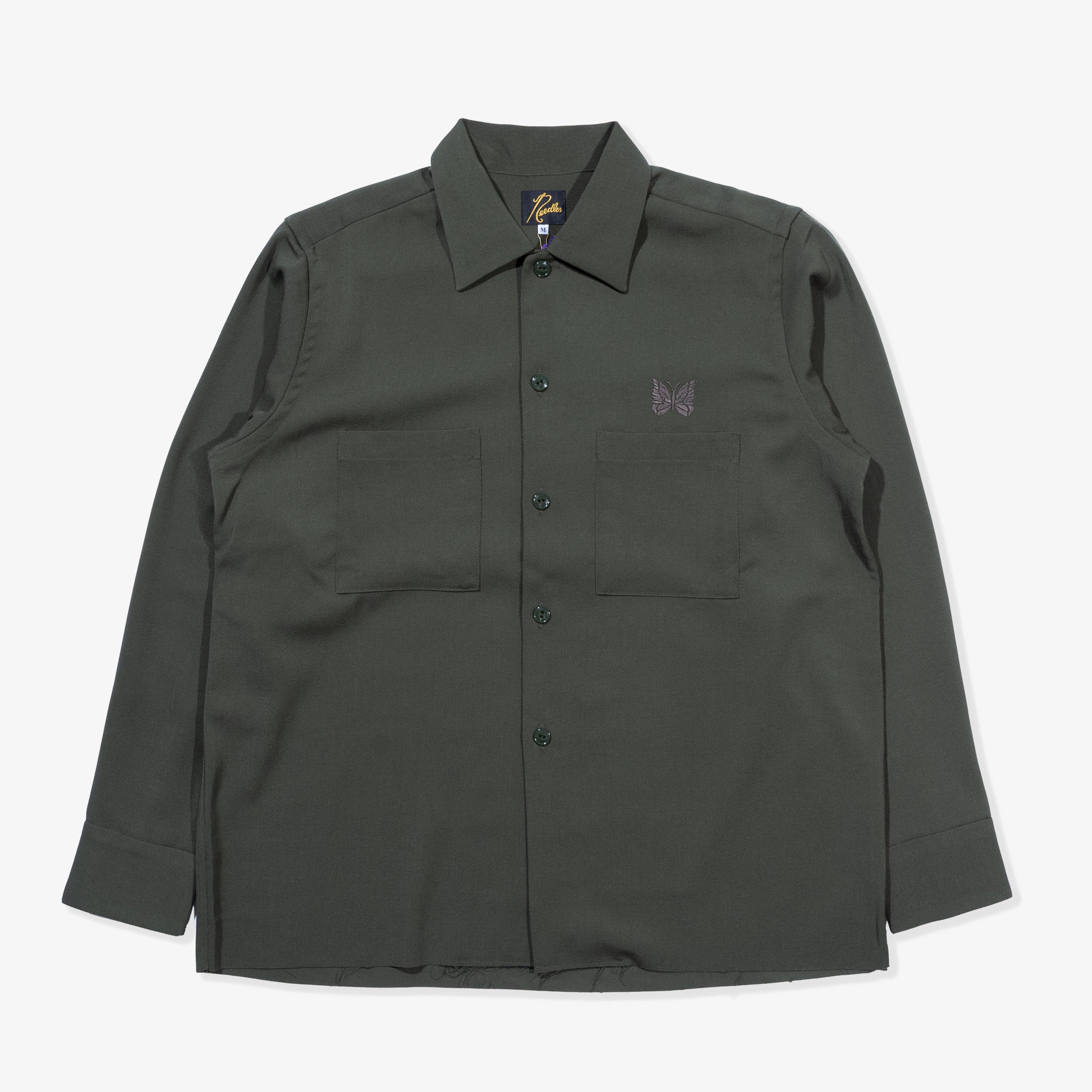 C.O.B. One-Up Shirt (Olive)