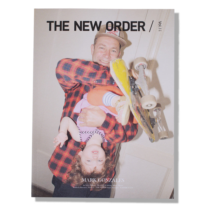 "The New Order Vol. 14 ""Mark Gonzales"""