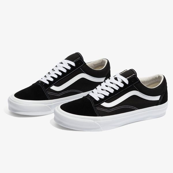 OG Old Skool LX (Black/White)