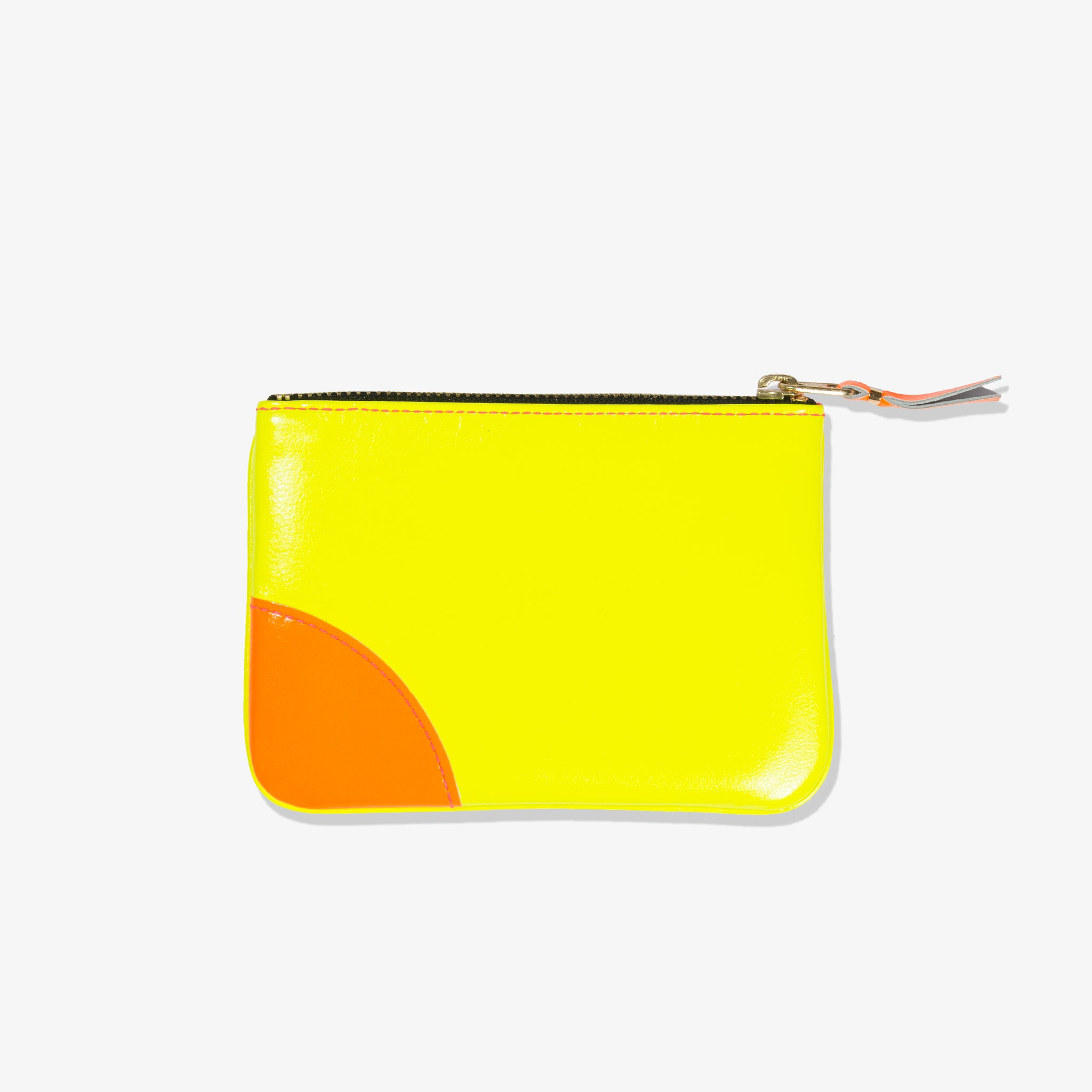 SUPER FLUO POUCH (PINK YELLOW)