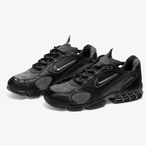 SPIRIDON CAGE (BLACK/DARK GREY)