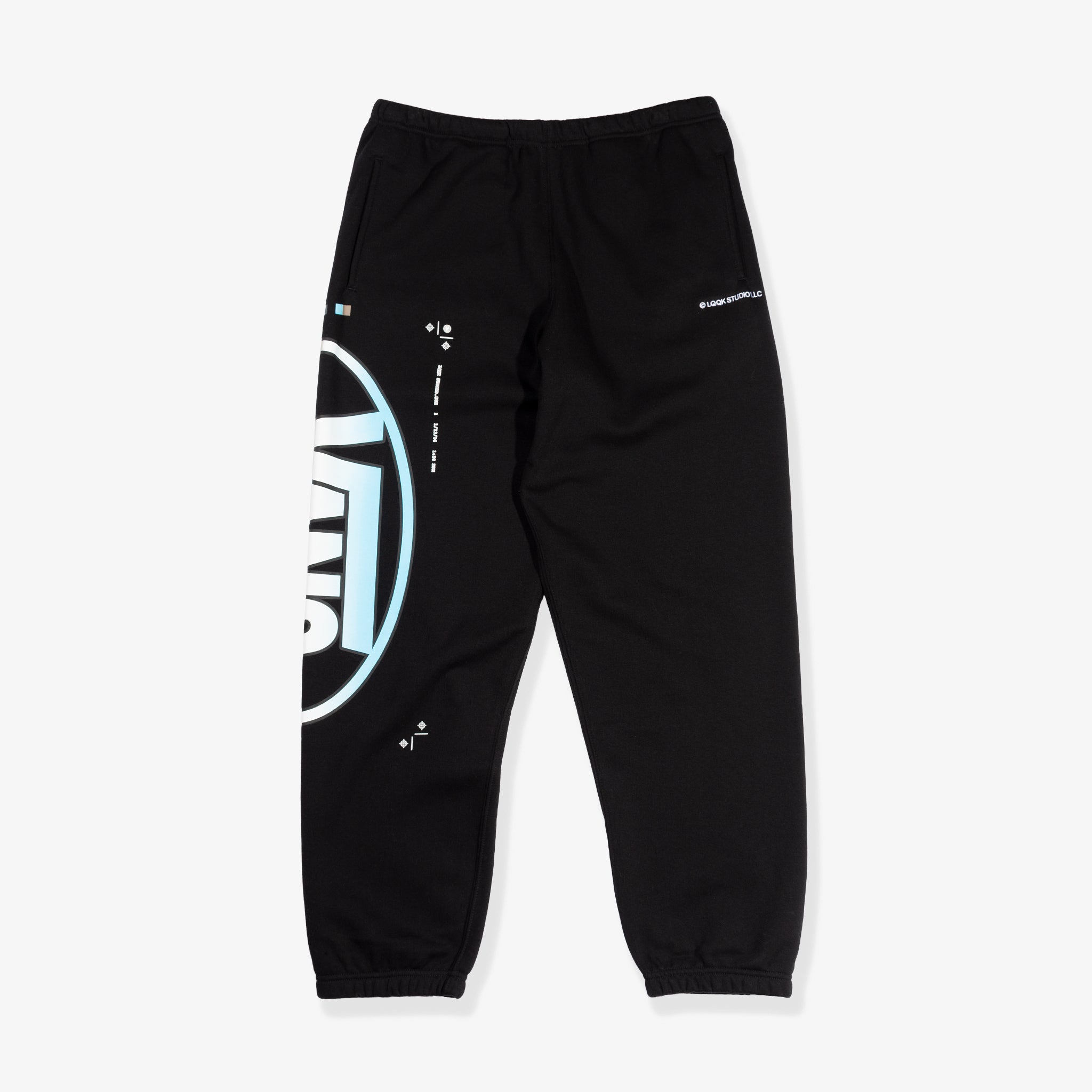 LQQK Sweatpants (Black)