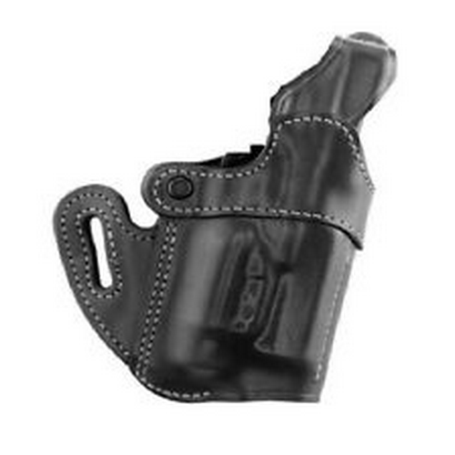 267 Nightguard Paddle Holster-Tactical & Duty Gear-Aker Leather-Gama Optics - Hunting, Shooting & Survival Gear