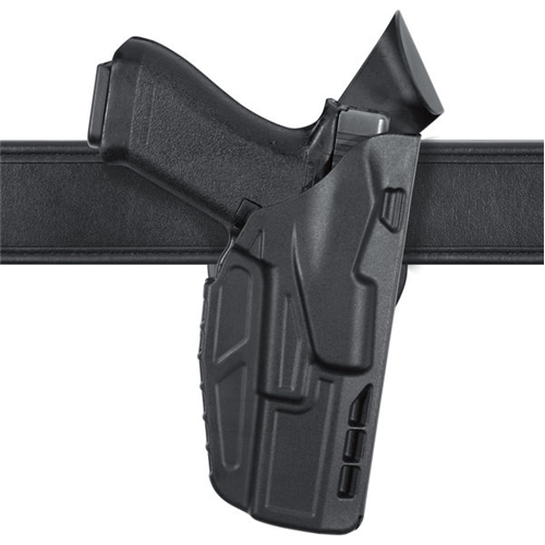 Model 7390 7TS ALS Mid Ride Duty Holster