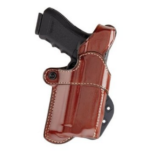 267 Nightguard Paddle Holster-Tactical & Duty Gear-Aker Leather-Gama Optics: Shooting, Hunting & Survival Gear