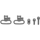 Grovtec Ruger 10-22 Lck Swivel Set