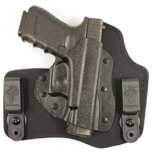 Invader IWB Holster-Tactical & Duty Gear-Desantis-Gama Optics - Hunting, Shooting & Survival Gear