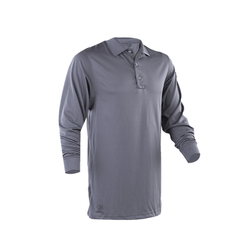 Long Sleeve Performance Polo-Clothing-Tru-spec-Gama Optics - Hunting, Shooting & Survival Gear