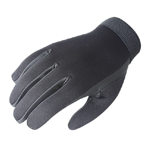 Neoprene Police Search Gloves-Clothing-Voodoo Tactical-Gama Optics - Hunting, Shooting & Survival Gear