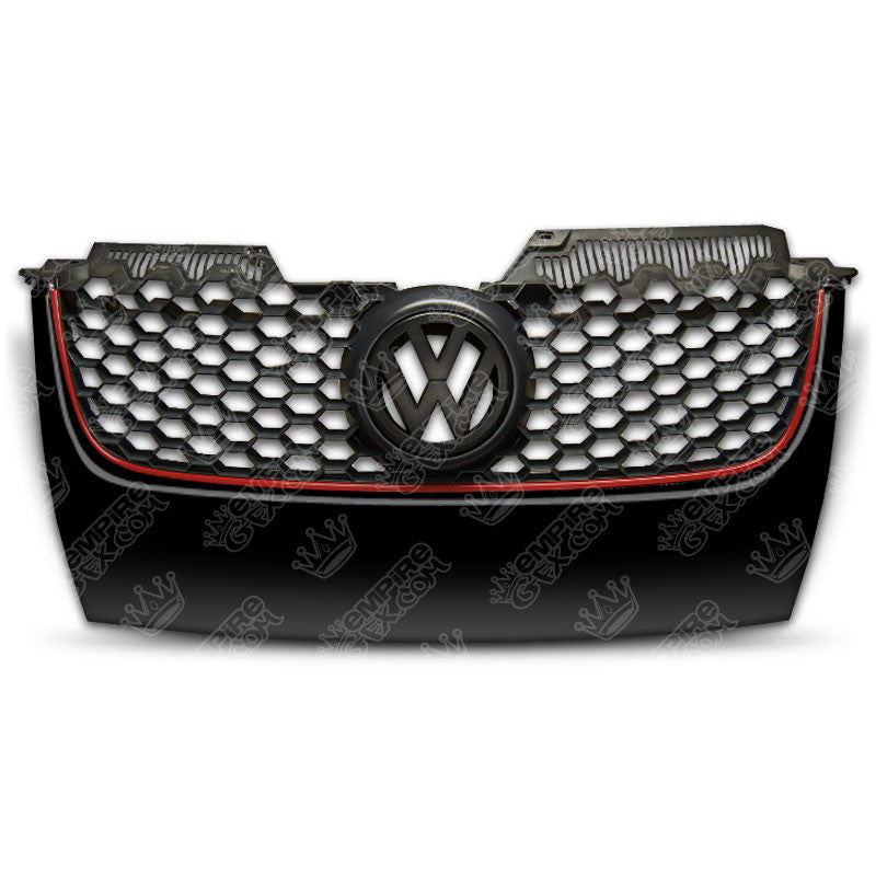 MKV GTi/GLi Solid Color Bumper Overlay