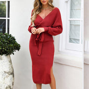 V Neck Backless Mini Dress - Shop Shiningbabe - Womens Fashion Online Shopping Offering Huge Discounts on Shoes - Heels, Sandals, Boots, Slippers; Clothing - Tops, Dresses, Jumpsuits, and More.