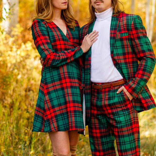Christmas Plaid Long Sleeve Dress - Shop Shiningbabe - Womens Fashion Online Shopping Offering Huge Discounts on Shoes - Heels, Sandals, Boots, Slippers; Clothing - Tops, Dresses, Jumpsuits, and More.