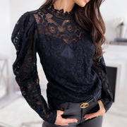 Sexy Cutout Lace Stitching Top - Shop Shiningbabe - Womens Fashion Online Shopping Offering Huge Discounts on Shoes - Heels, Sandals, Boots, Slippers; Clothing - Tops, Dresses, Jumpsuits, and More.