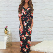 Fashion Printed Holiday Dress - Shop Shiningbabe - Womens Fashion Online Shopping Offering Huge Discounts on Shoes - Heels, Sandals, Boots, Slippers; Clothing - Tops, Dresses, Jumpsuits, and More.