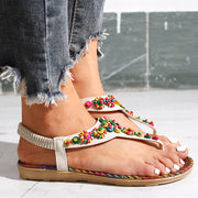 Fashionable Bohemian Flip-flops Sandals - Shop Shiningbabe - Womens Fashion Online Shopping Offering Huge Discounts on Shoes - Heels, Sandals, Boots, Slippers; Clothing - Tops, Dresses, Jumpsuits, and More.