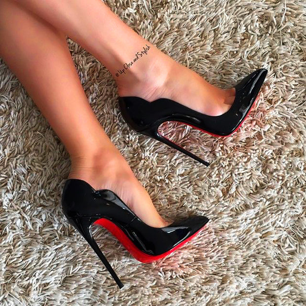 Sexy Solid Stiletto Pumps - Shop Shiningbabe - Womens Fashion Online Shopping Offering Huge Discounts on Shoes - Heels, Sandals, Boots, Slippers; Clothing - Tops, Dresses, Jumpsuits, and More.