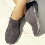 Net Surface Breathable Knitting Shoes - Shop Shiningbabe - Womens Fashion Online Shopping Offering Huge Discounts on Shoes - Heels, Sandals, Boots, Slippers; Clothing - Tops, Dresses, Jumpsuits, and More.
