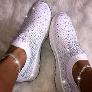 Comfortable Casual Loafers Sneakers - Shop Shiningbabe - Womens Fashion Online Shopping Offering Huge Discounts on Shoes - Heels, Sandals, Boots, Slippers; Clothing - Tops, Dresses, Jumpsuits, and More.